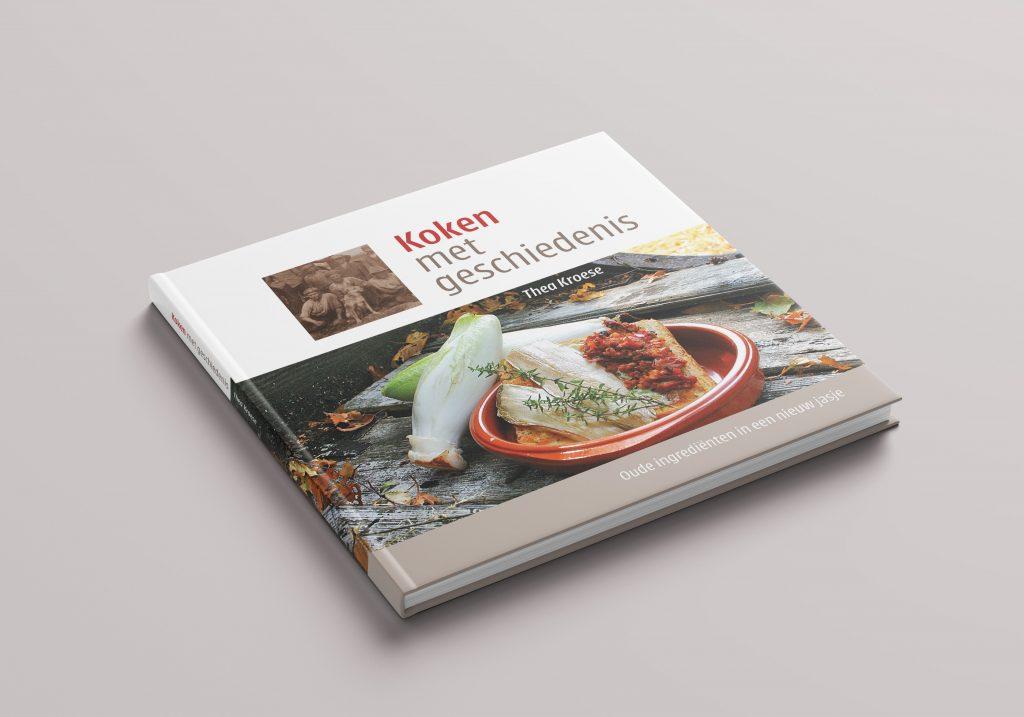 Koken met geschiedenis cover