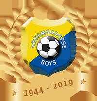 Logo VH Boys 75 jaar